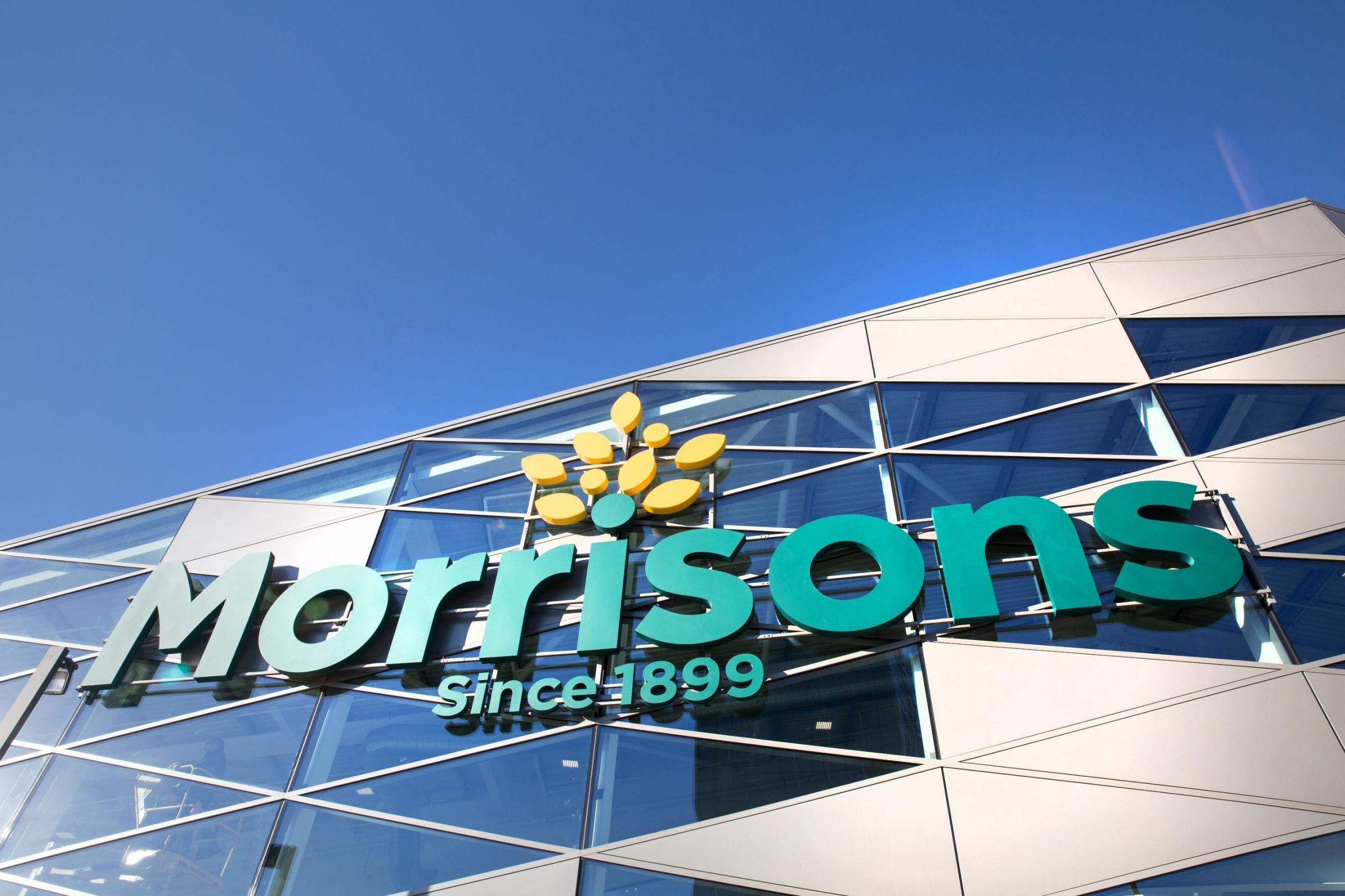 What do you think? (Mikael Buck/Morrisons)