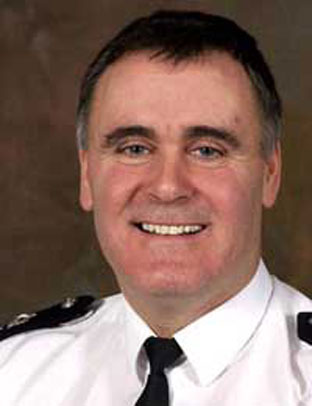 Bromley's borough commander Chief Superintendent Charles Griggs