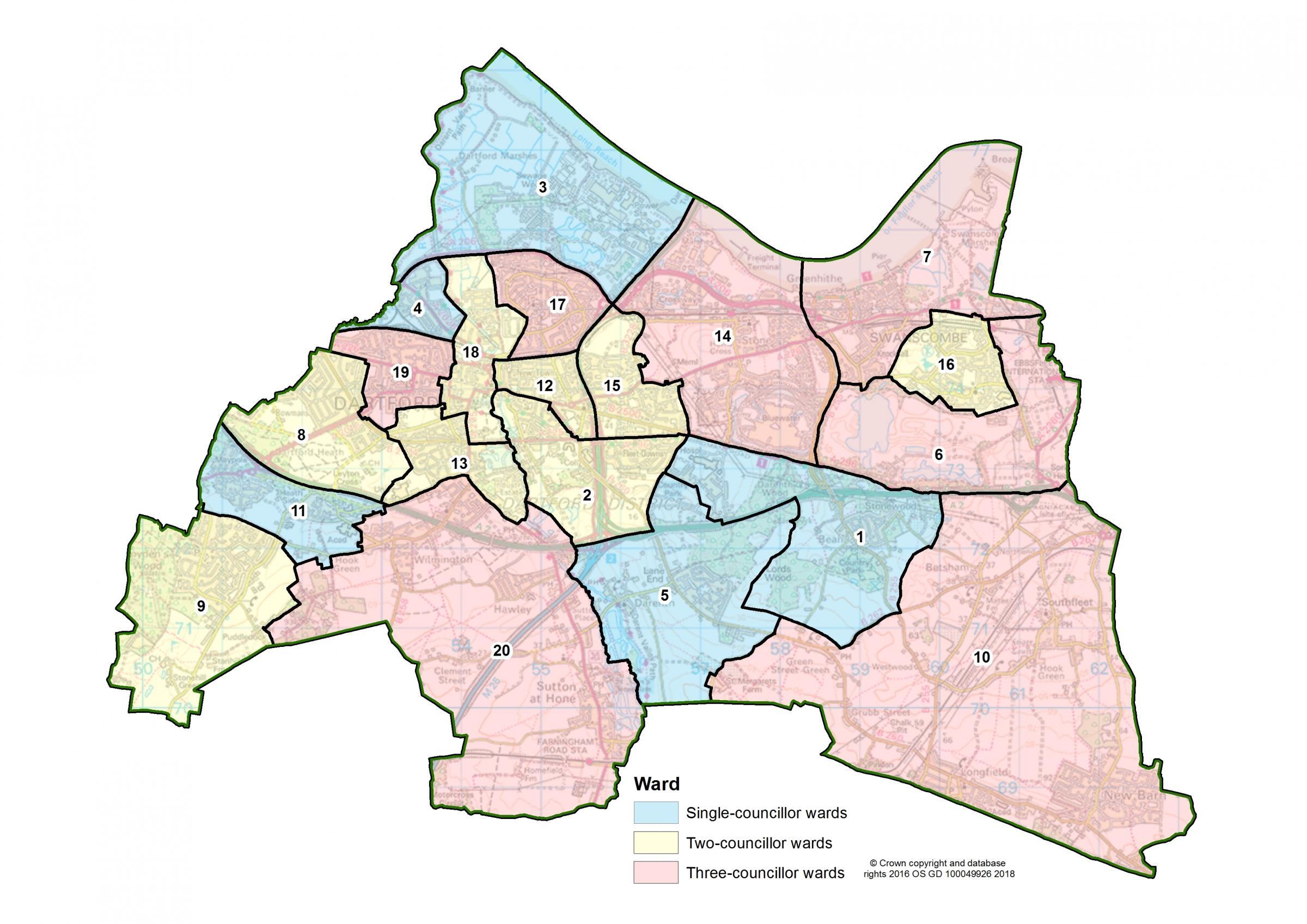 Greenwich borough boundaries in dating