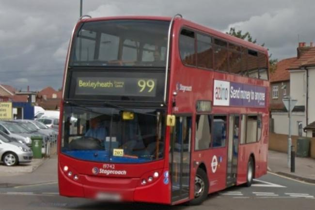 Arrest Made After Teenager Sexually Assaulted On Bexleyheath Bus