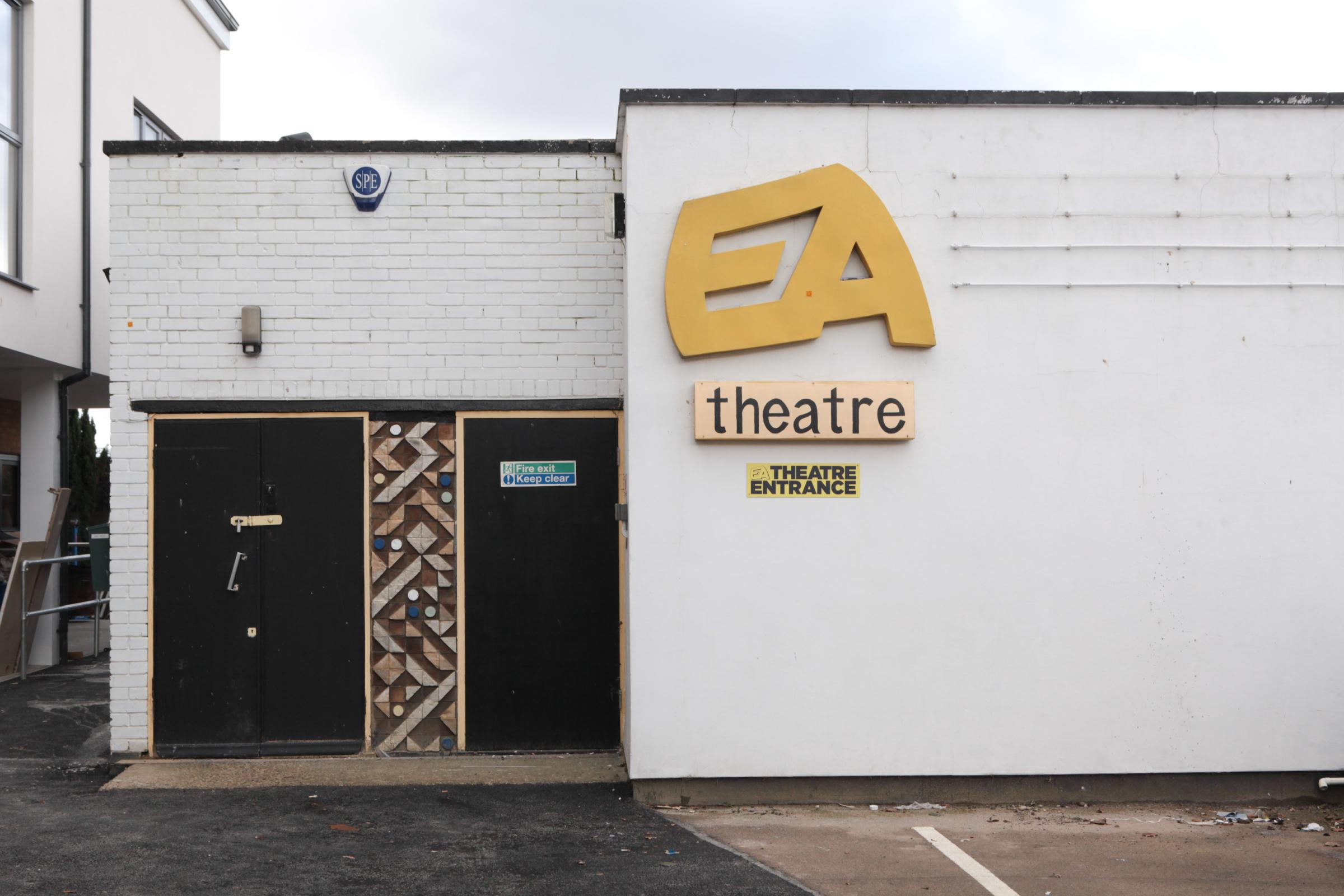 Edward Alderton Theatre