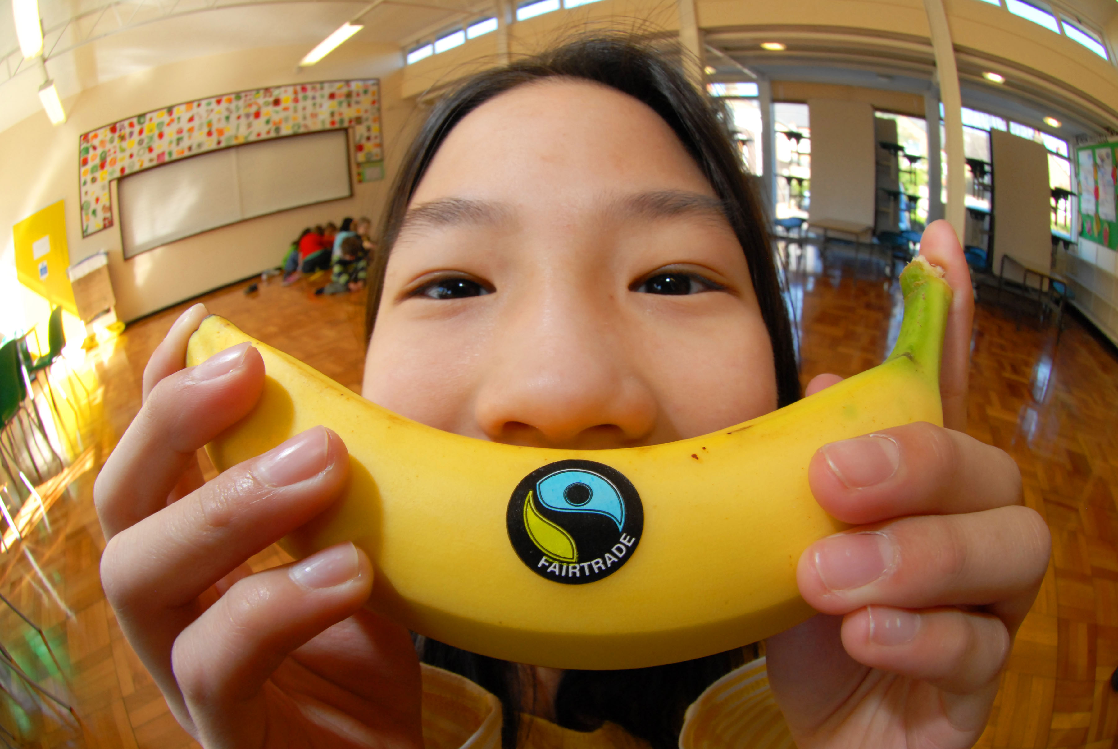 Lewisham residents urged to go bananas about Fairtrade for Fairtrade fortnight