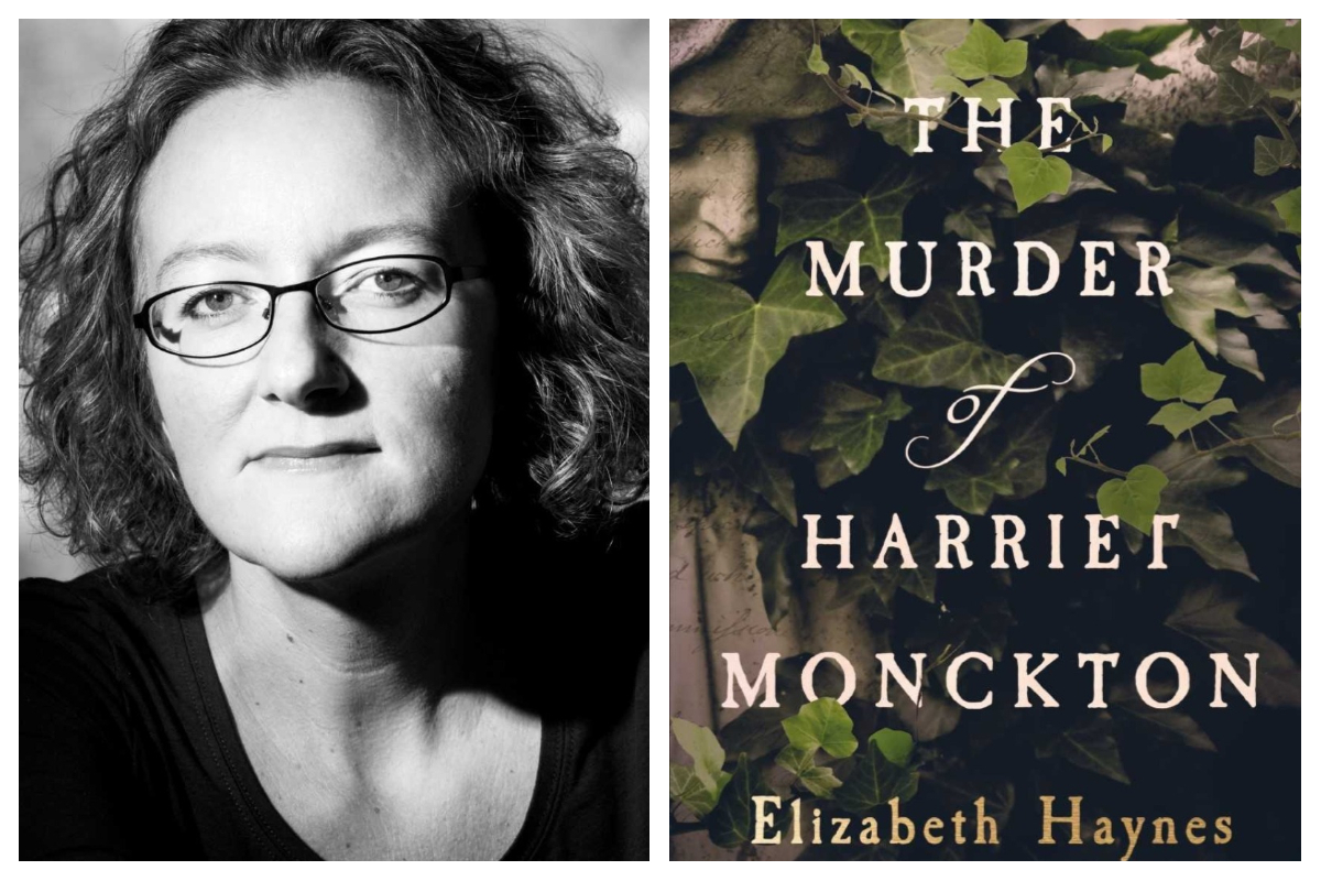 The Murder of Harriet Monckton by Elizabeth Haynes
