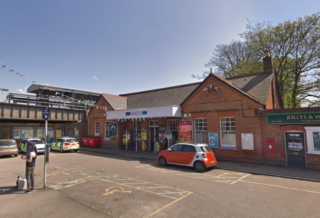 Shortlands Station (Google)