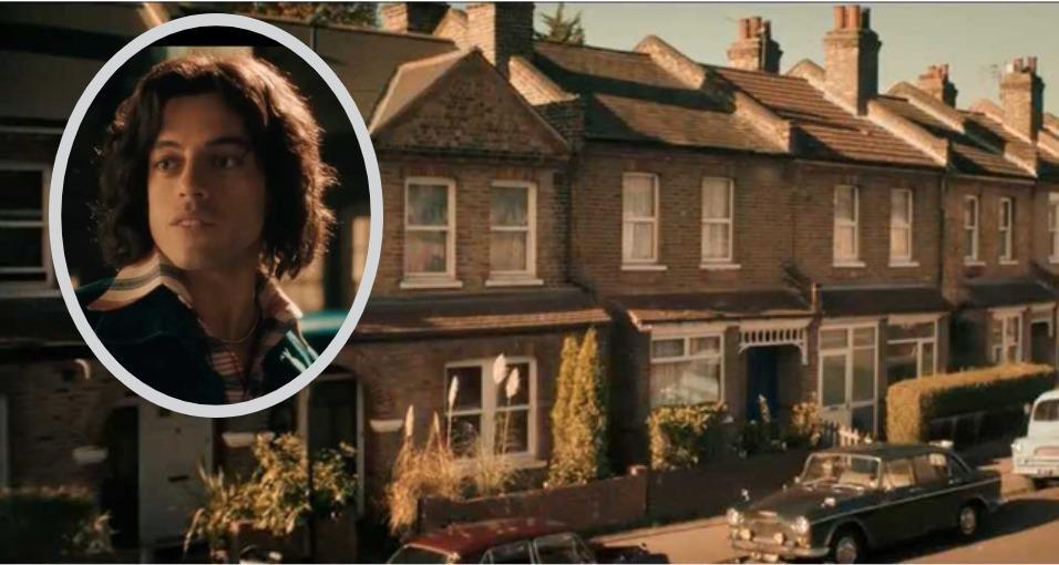 Queen film Bohemian Rhapsody shot in Bromley and Lewisham
