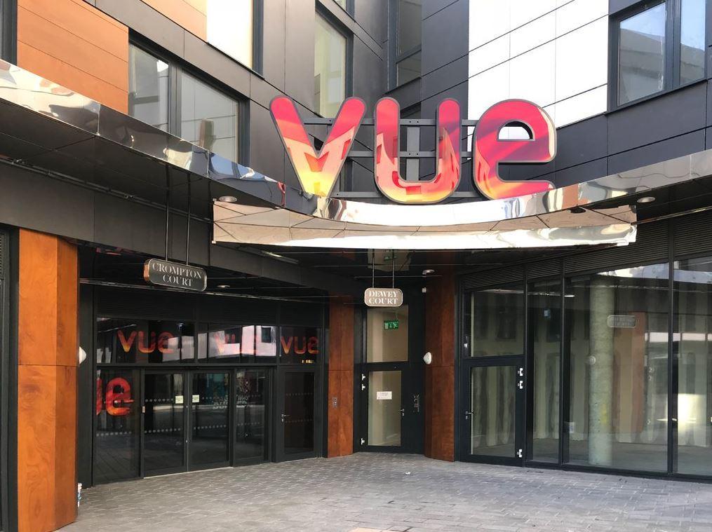Nearby cinemas