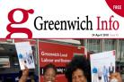 The Greenwich Info is a cost effective way to inform residents, according to the council