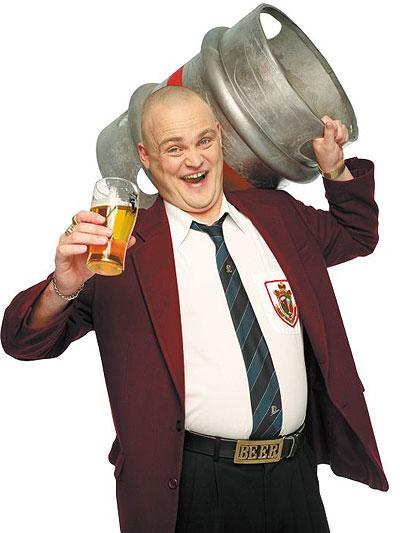 News Shopper: Al Murray