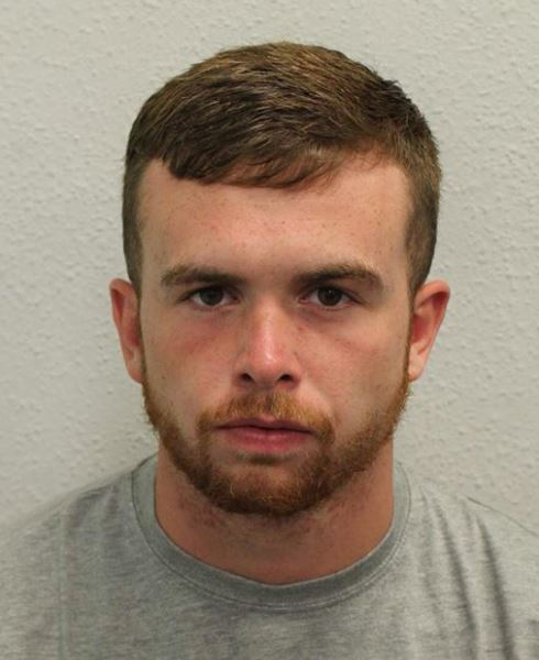 Paul Reeve, 24 (09.06.1994), was jailed for 4 years on Monday 26th November at Woolwich Crown Court after being found guilty to two counts of burglary.