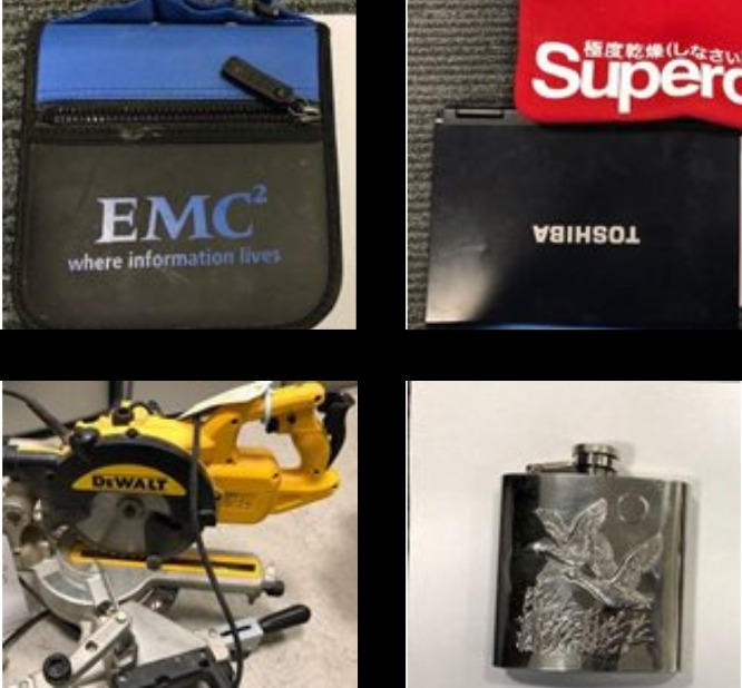 Kent Police release images of suspected stolen goods in connection with Dartford burglaries