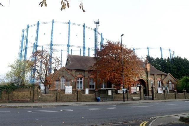 Bell Green gas holders