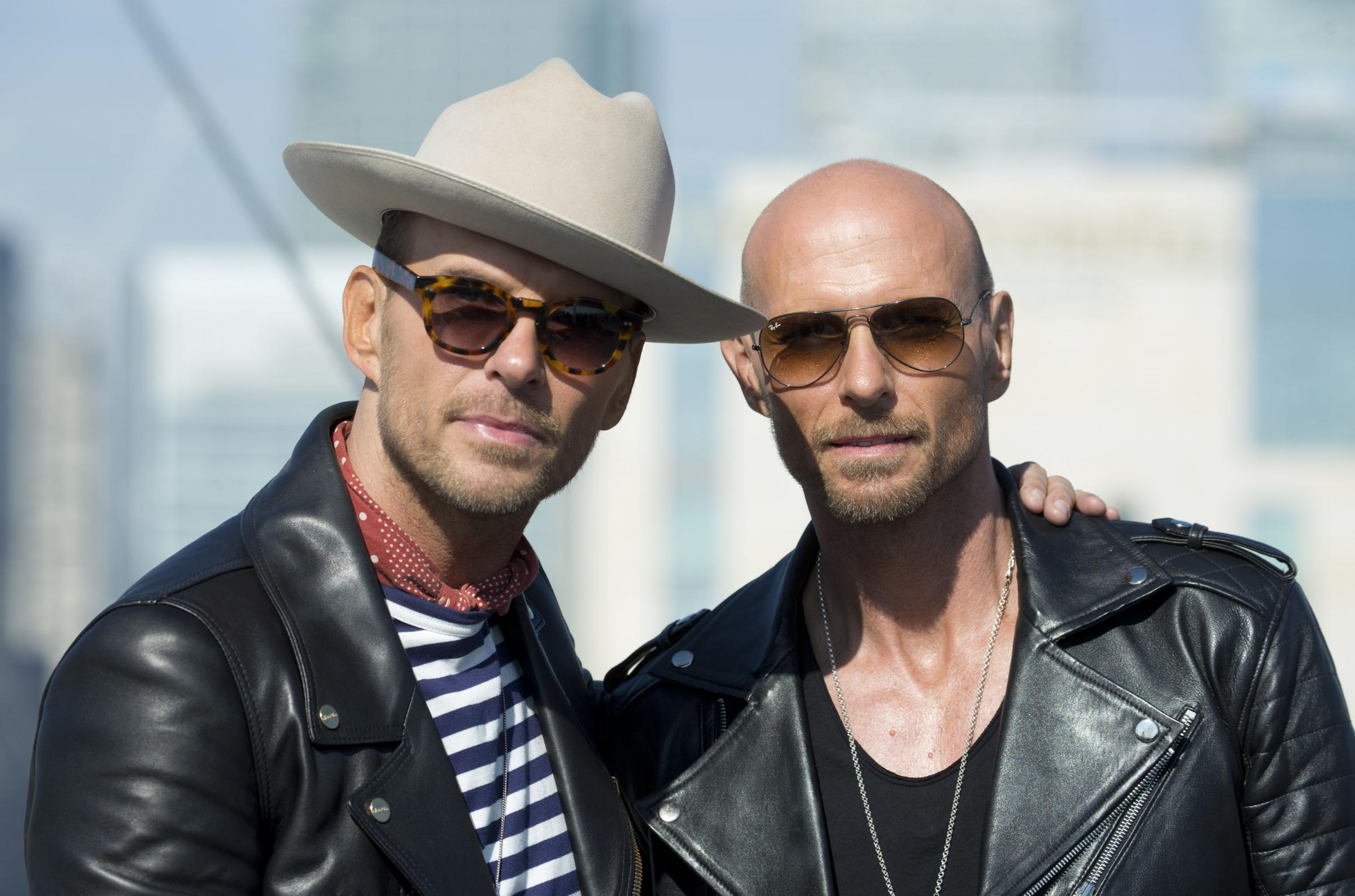 Bros & Matt and Luke Goss are planning the show in London for a BBC documentary - News Shopper