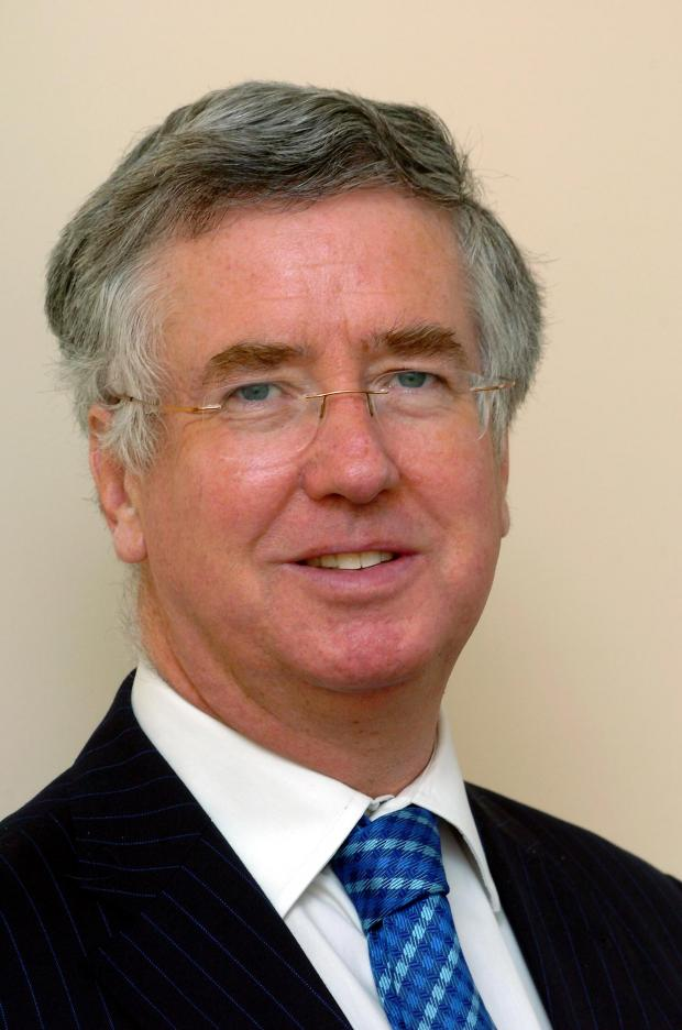 News Shopper: Sevenoaks MP Michael Fallon