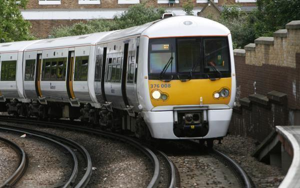 A one-way system was put in place in Lewisham station to increase passenger safety, a Southeastern spokesman says.