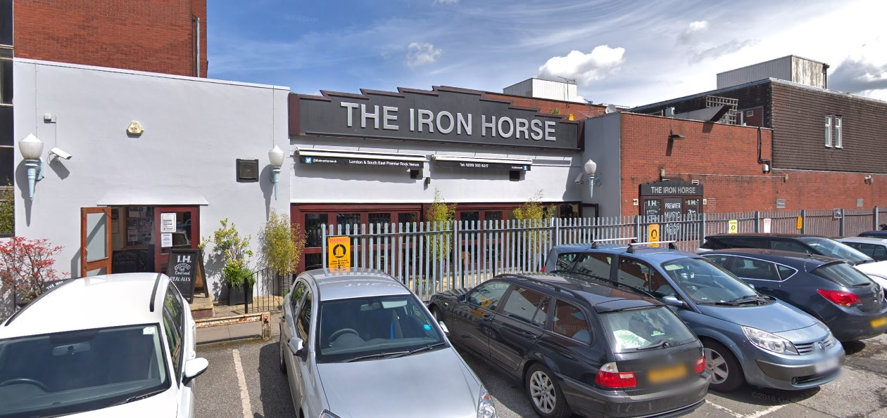 The Iron Horse pub, Sidcup