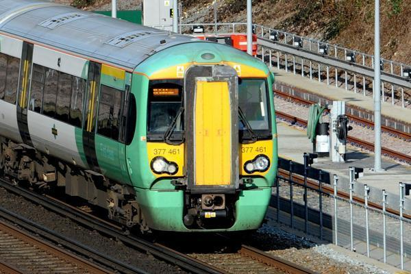 No trains between Birkbeck and Beckenham Junction until approximately 9pm