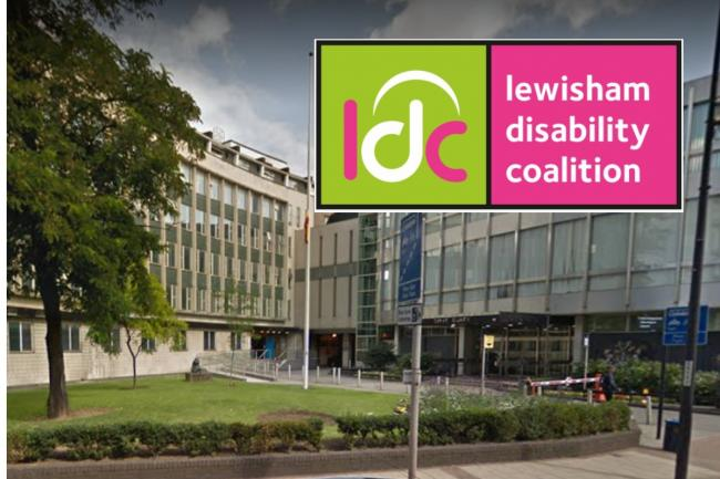 Lewisham's disability coalition has closed after experiencing