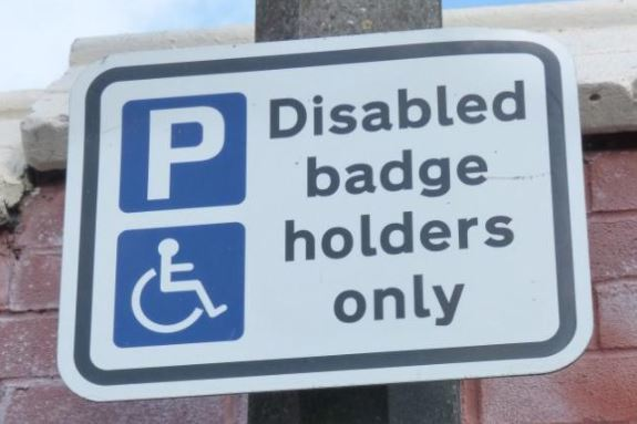 Relatives are being warned of the consequences of exploiting a family members Blue Badge