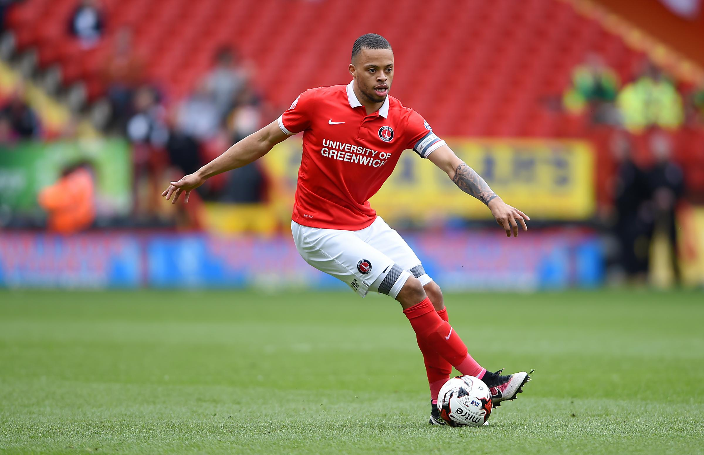 Jordan Cousins, Charlton Athletic. (PA)