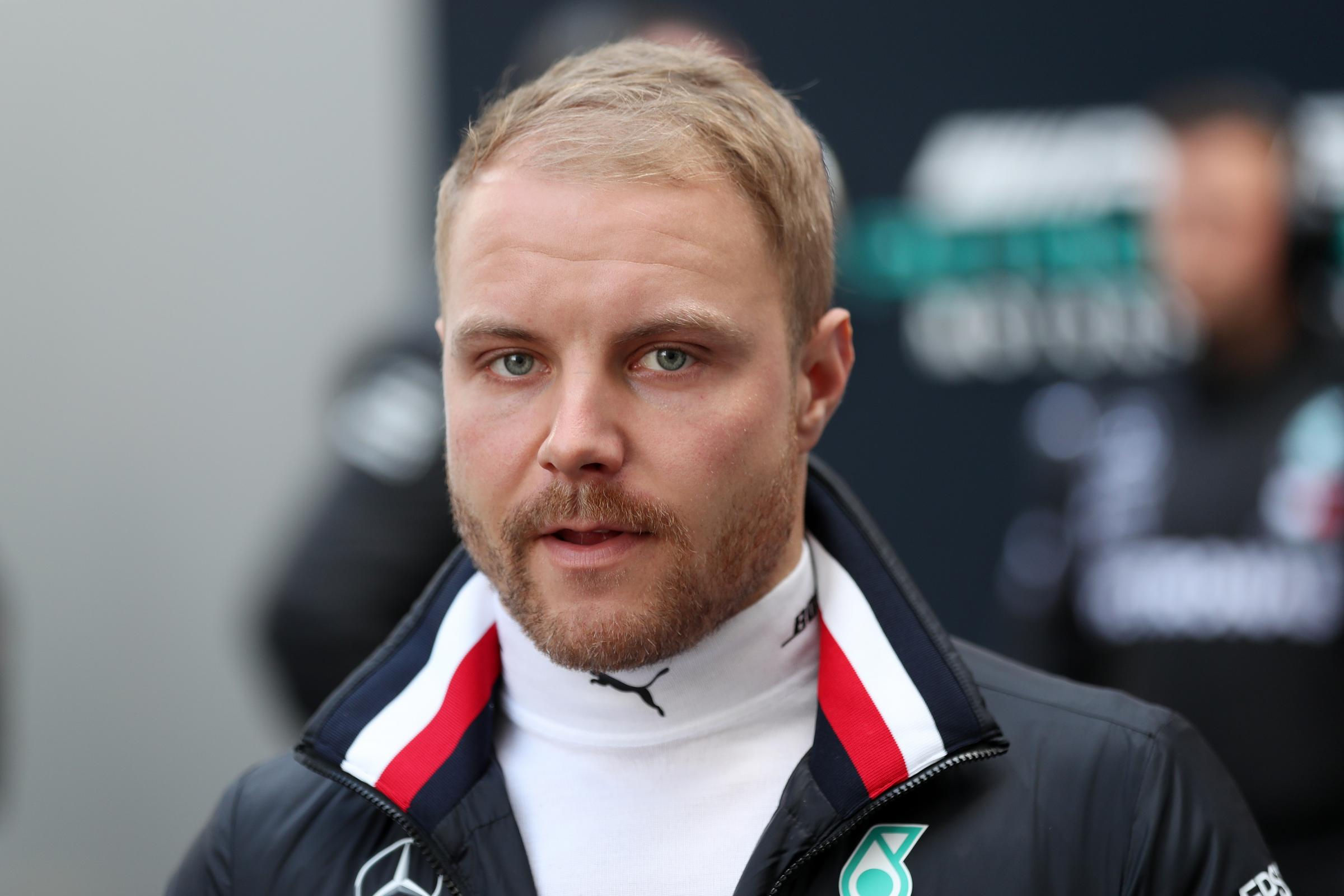 Valtteri Bottas believes Ferrari are ahead of Mercedes following the first few days of pre-season testing