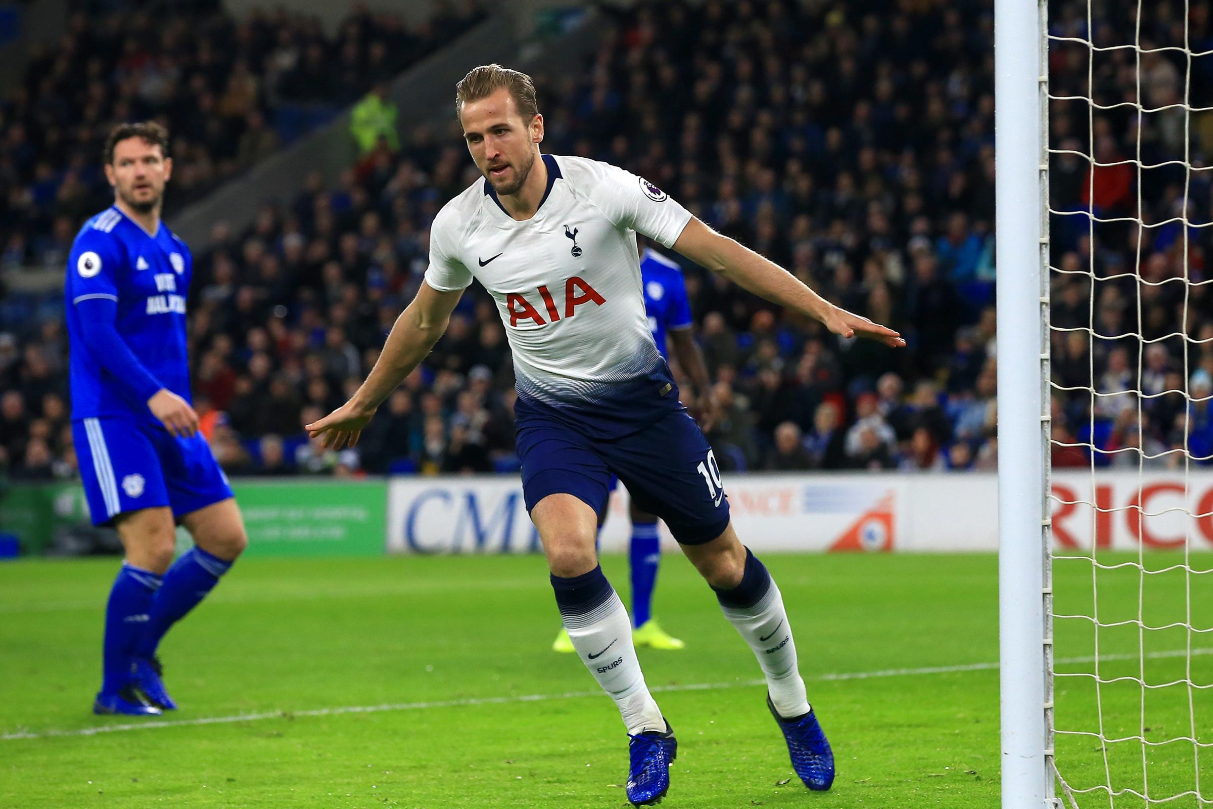 Tottenham are not a one-man team, insists boss Harry Kane