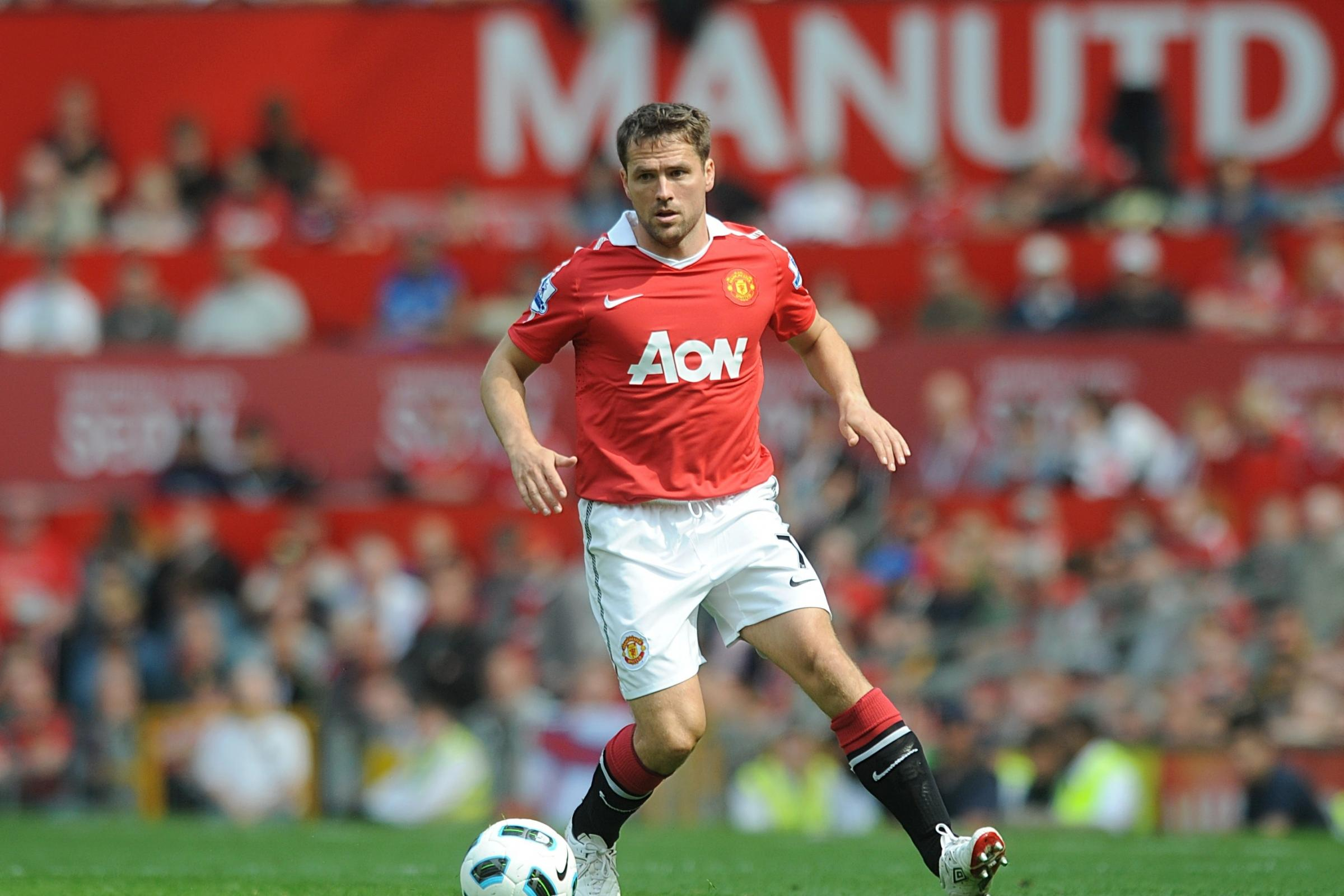 Michael Owen was the last player to turn out for both Liverpool and Manchester United