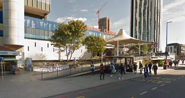 Plans will see the Elephant and Castle shopping centre demolished to make way for a new town centre.
