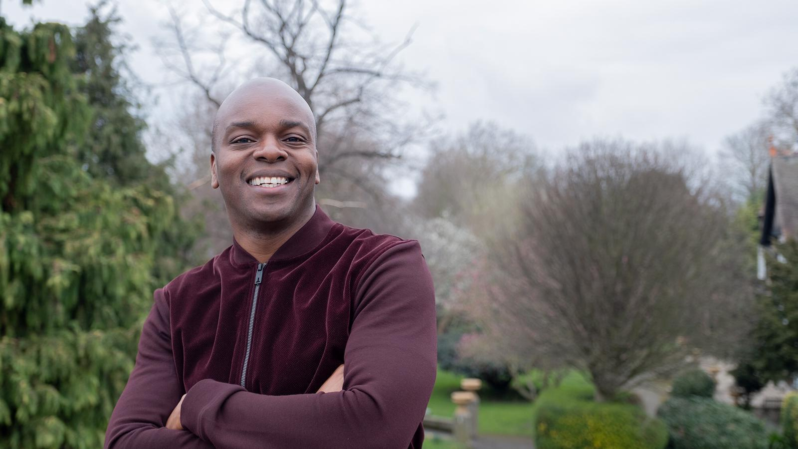 Shaun Bailey (Supplied by Bailey's campaign)