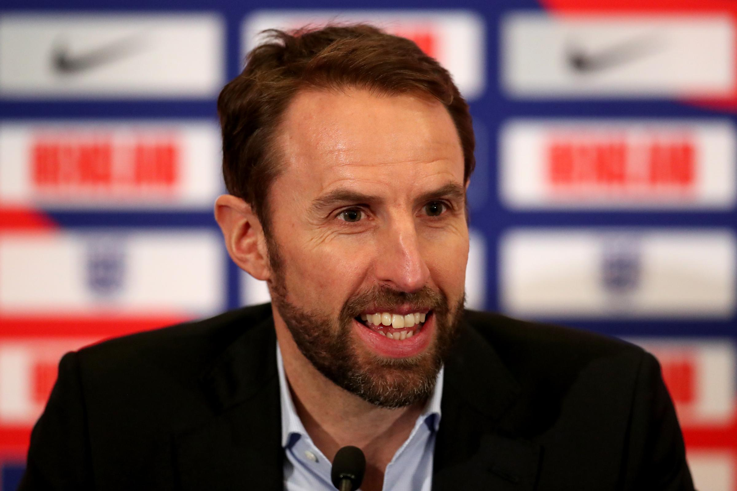 England manager Gareth Southgate has no intention of leaving his job