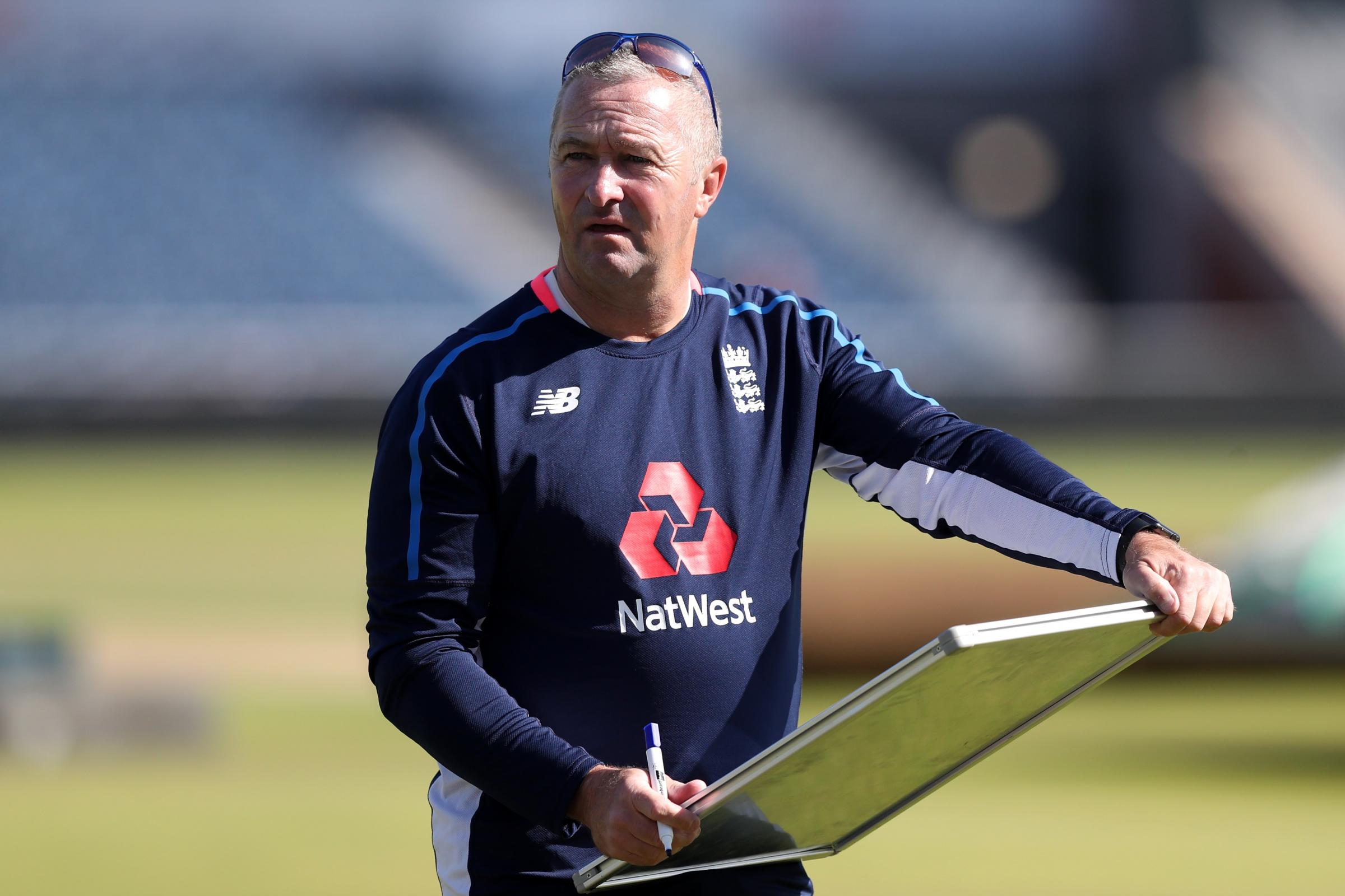 Paul Farbrace left his role as England assistant coach following the West Indies tour