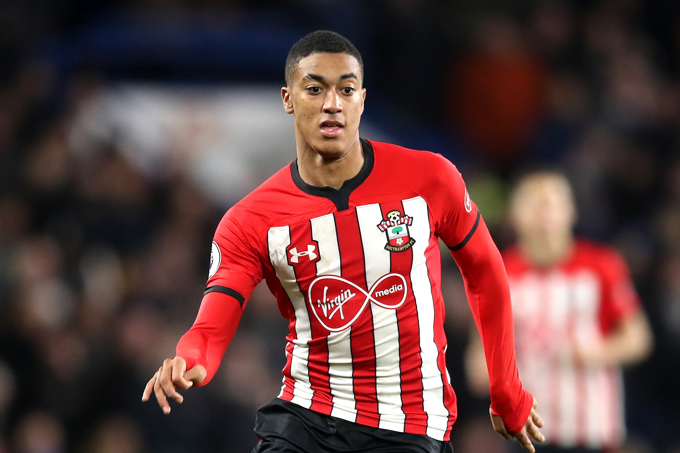 Yan Valery has signed a new long-term contract at Southampton