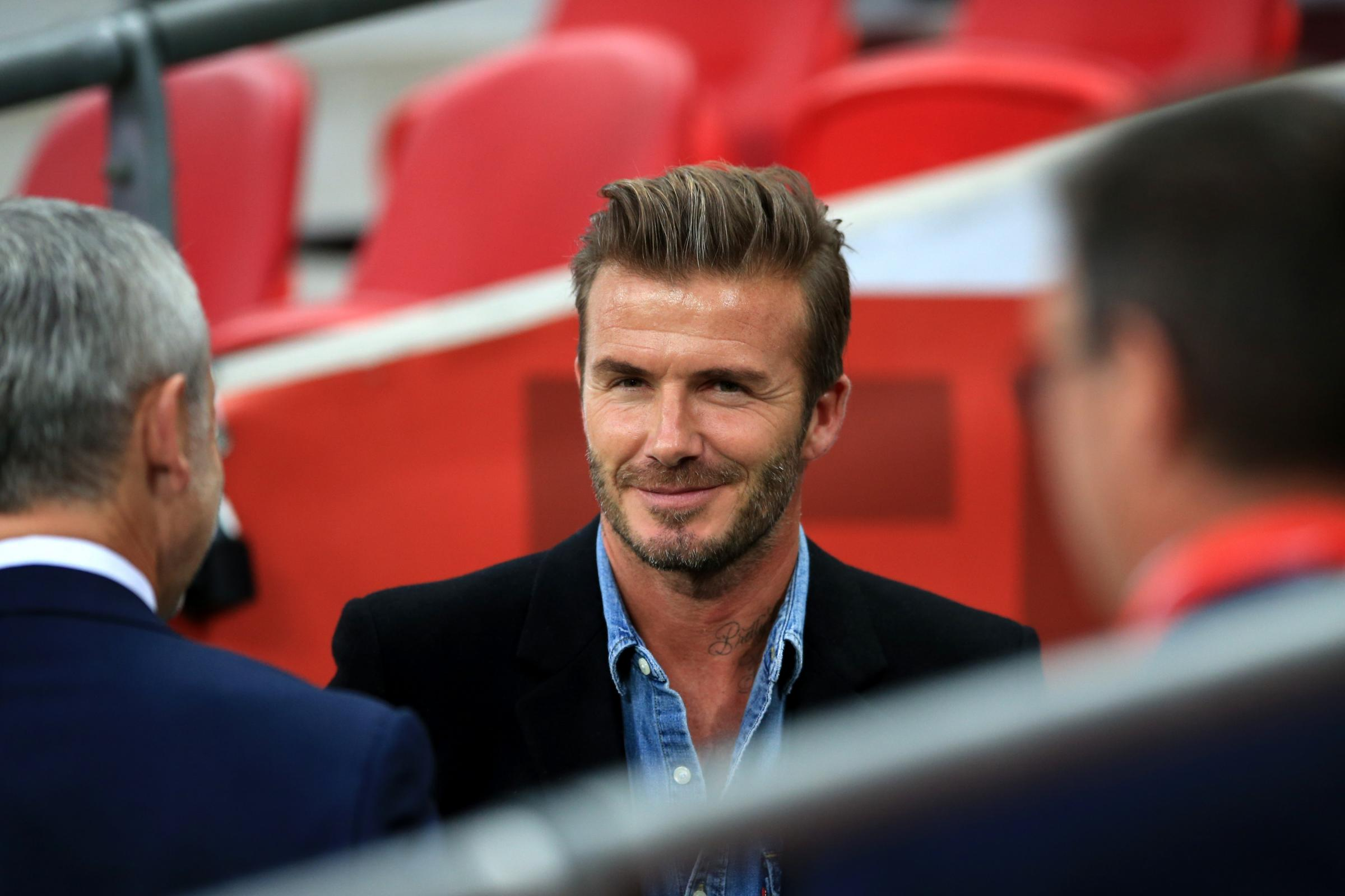 Inter Miami president David Beckham was given the chance to buy into the MLS at a discounted price as part of his contract with the LA Galaxy