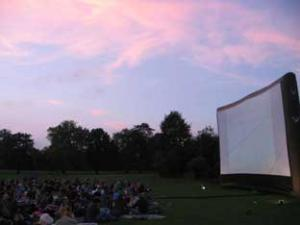 Outdoor Movies in Kent, United Kingdom