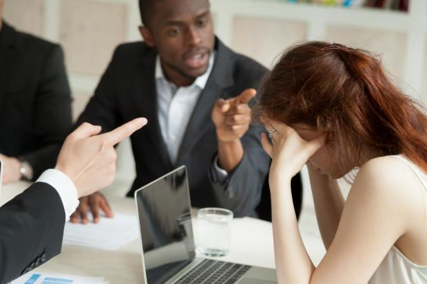 Don't suffer in silence if you are a victim of workplace bullying