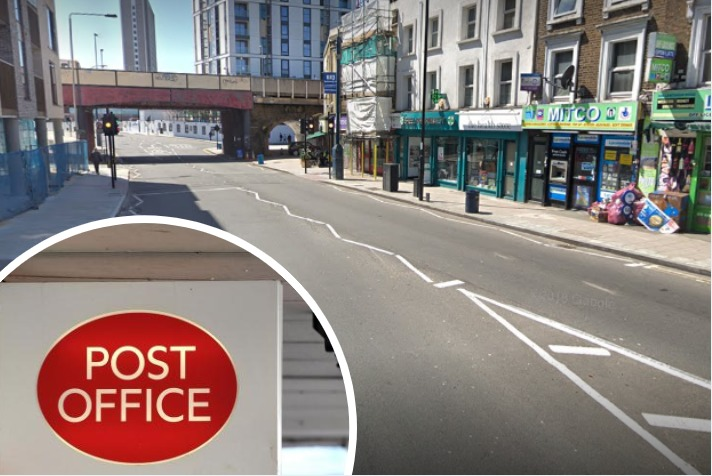 Post Office opens on Lewisham Road