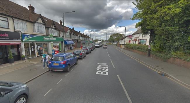 Bexley shopkeeper stabbed in horrific daytime robbery as police continue to hunt suspects