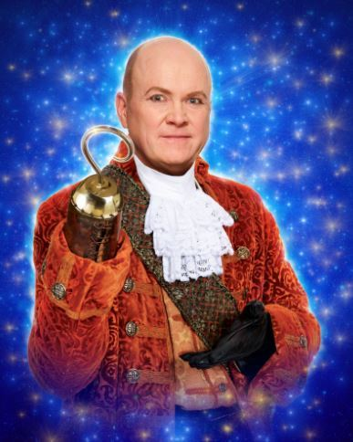 Star casting has been announced for this year's Dartford pantomime