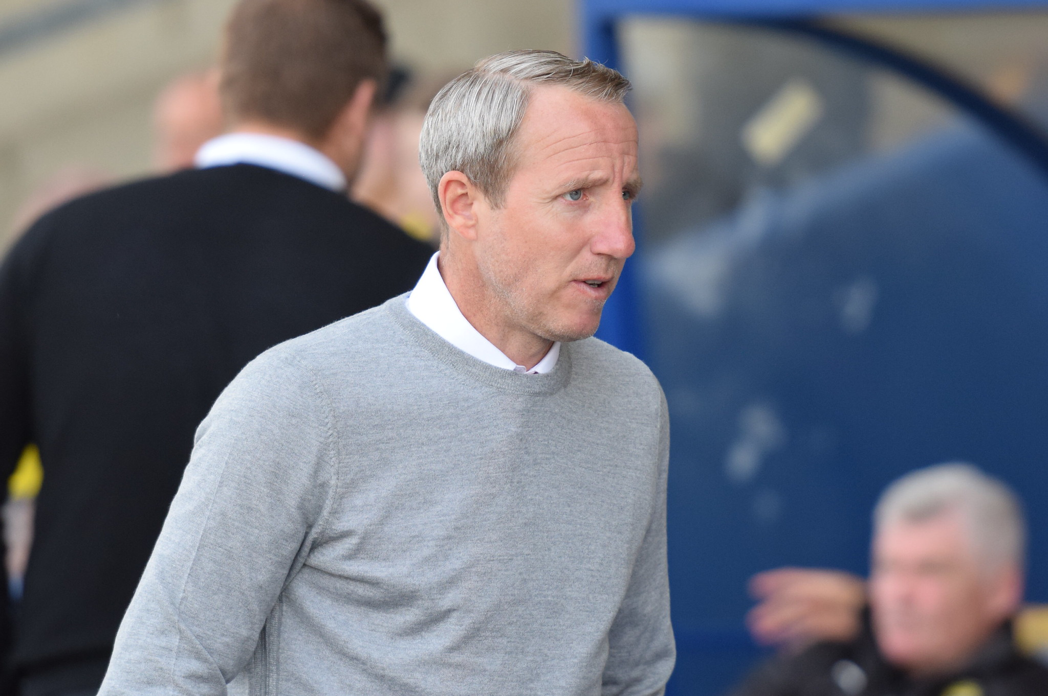 Lee Bowyer | Picture: Kyle Andrews