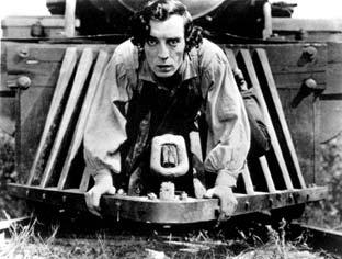 News Shopper: The General, starring Buster Keaton. Picture courtesy of Park Circus Films.