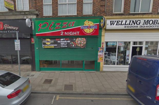 The Pizza Restaurants In Se London With The Worst Hygiene