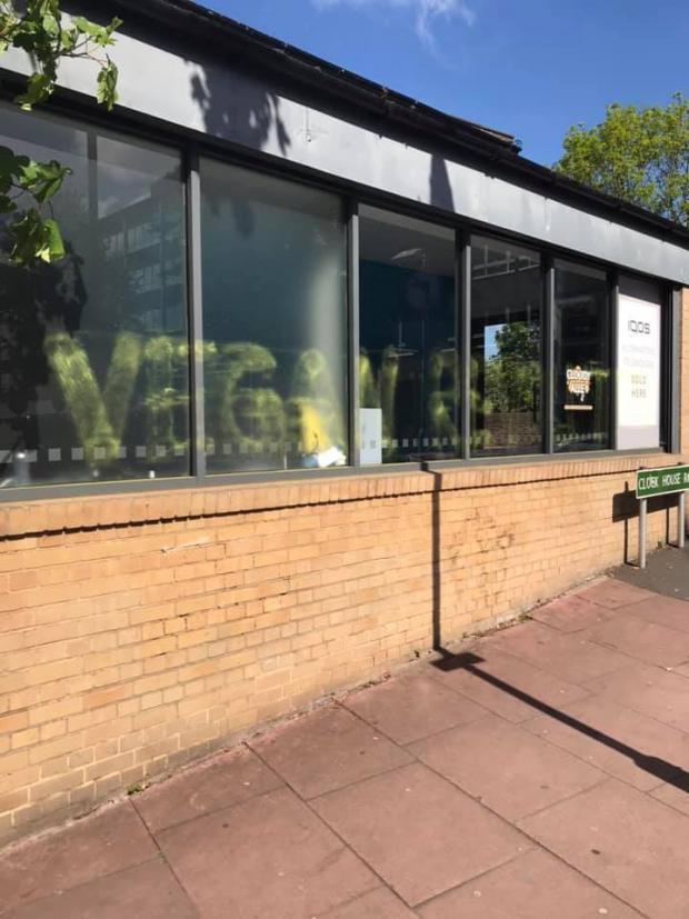 Vegan Revolution': The Vape Shop Beckenham vandalised | News