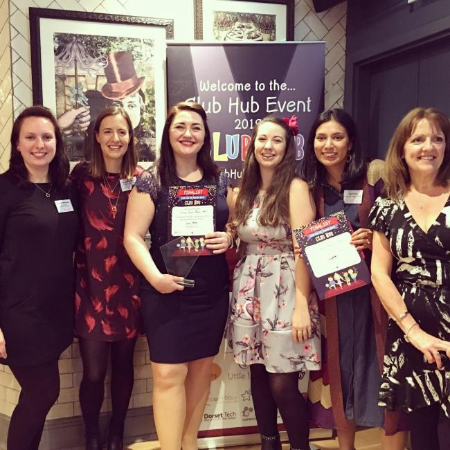 Phonics Stars win big at Club Hub UK Awards 2019