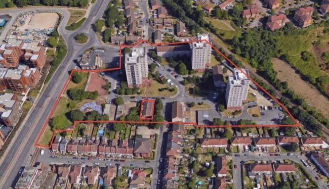 Arthur Street Estate redevelopment approved despite concerns