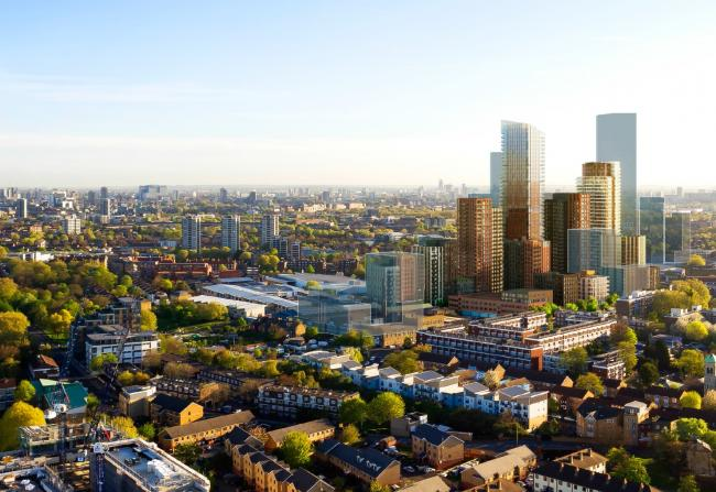 The Malt Street development is one of the latest schemes approved on Old Kent Road.