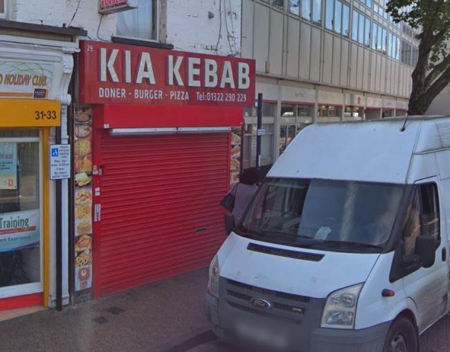 Dartford Kebab Shop Shut Down After Fight Outside Store